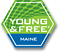 Young and Free Maine