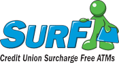 SURF: Credit Union Surcharge Free ATMs